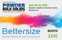 Bettersize International Powder Bulk Solids Conference & Exhibition