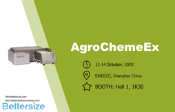 AgroChemeEx 2020 on Oct.12-14,2020.